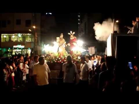 Procession of Christ's Passion and Burial - Poblacion Makati Holy Week 2015