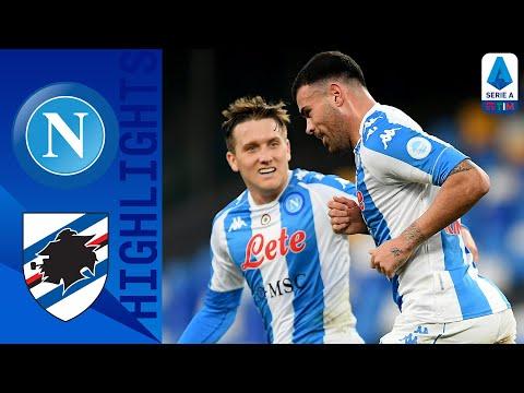 Napoli 2-1 Sampdoria | Il Napoli vince in rimonta sulla Samp | Serie A TIM
