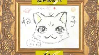 「片岡あづさ」「福井裕佳梨」「小林ゆう」の3人がお絵描き対決します。...