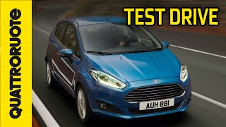 Ford Fiesta 1000 2014 Test Drive