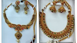 How To Get Cheapest Jewellery In Bolten Market - Latest Bridal And Party Wear Jewellery Sets Designs