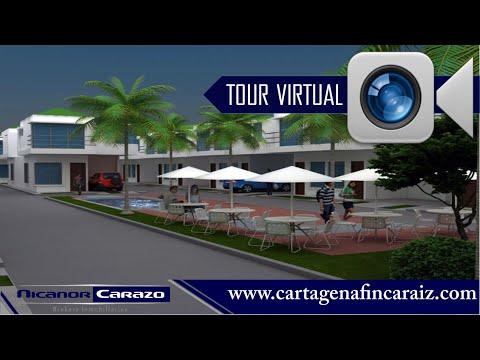 Urbanización Arboleda Real - Proyecto de Casas - Cartagena de indias