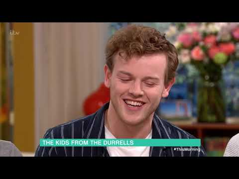 Callum Woodhouse Struggles With His Durrell's Accent | This Morning
