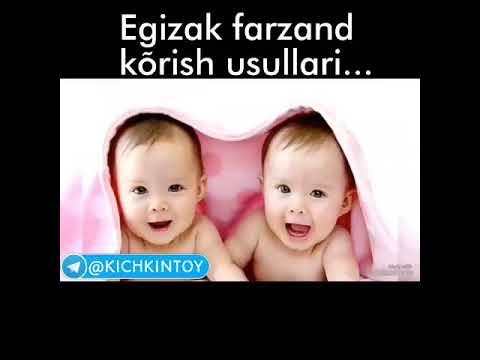 Egizak Farzand Korish