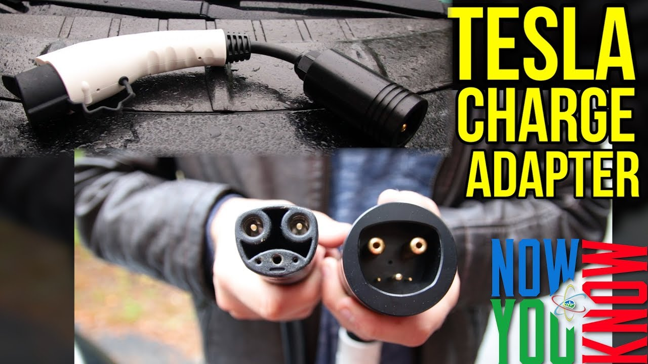 Tesla Wall Charger to J1772 Adapter Review