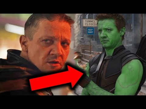 Why Hawkeye Is More Important In Avengers: Endgame Than You Think
