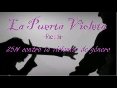 La Puerta Violeta, Rozalén | Vídeo 25N Contra La Violencia De Género, Hecho Por | Meeeri