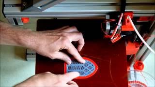 Church window / FHS process technology / short instruction video