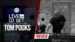 Live DJ Set with Tom Pooks