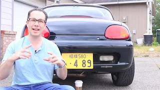 The Suzuki Cappuccino Is A 1990s JDM Kei Car; Is It Sale Proof?