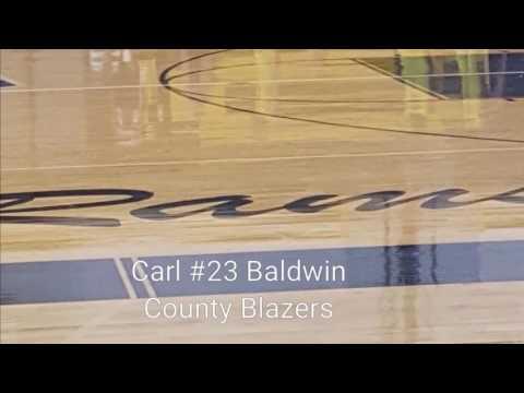 Carl Fauntroy 7th grade Baldwin County Blazers