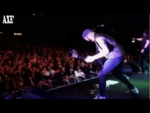 MICHAEL SCHENKER [ LIGHTS OUT ] LIVE TEMPLE OF ROCK 2012.