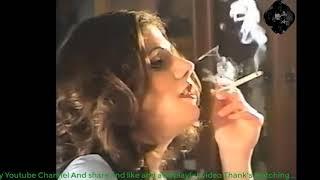 Smoking fetish girl # 043-smoking with dring -cute smokers- jump smoking