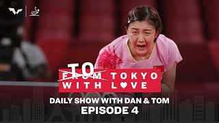 New Olympic Champion: Chen Meng | To Tokyo with Love | Daily Show Ep 4