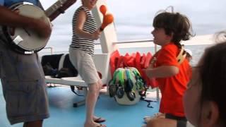 Catamaran Songs with Thomas part 1