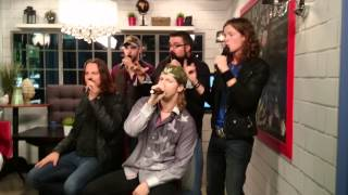 CHEX TV Interview with Home Free at PtboMusicfest
