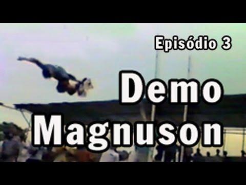 Ep03 - Demo Magnuson - Lipton - 1988   Chave Mestra Videos