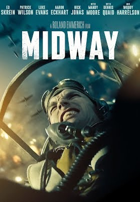 Midway 2019 Movie New Trailer Ed Skrein Mandy Moore Nick Jonas Woody Harrelson Youtube