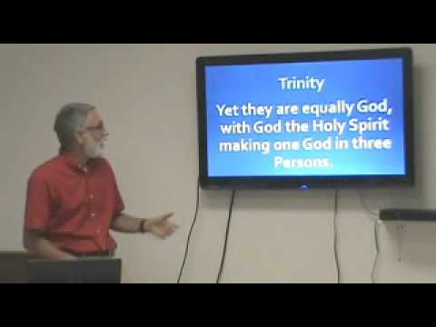 Gospel of John - Part 1 - School of Outreach and Servant Ministry (SOSM)