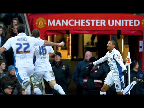 How a League One Leeds United WON at Old Trafford
