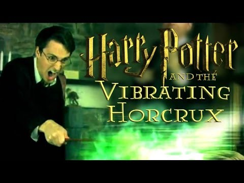 Harry Potter and the Vibrating Horcrux
