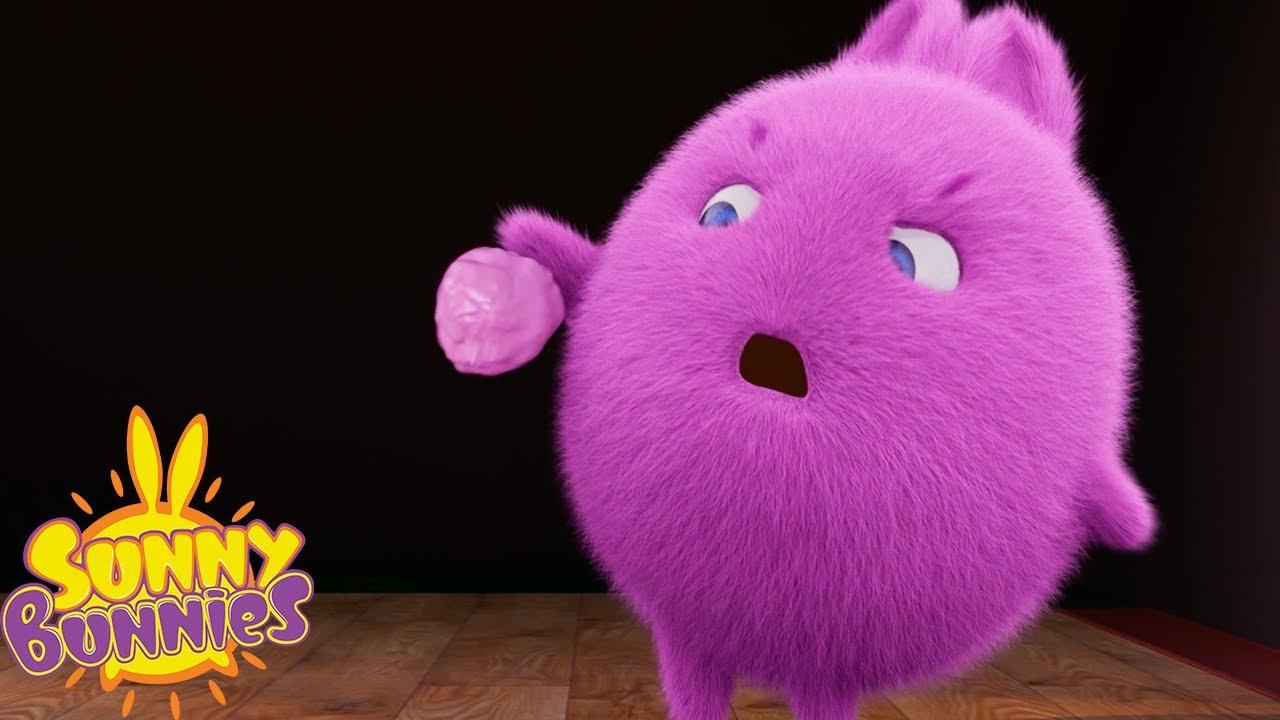 SUNNY BUNNIES - Sticky Gum | Season 2 | Cartoons for Children