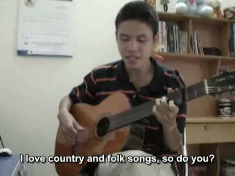 Jamaica Farewell - Harry Belafonte (guitar cover)