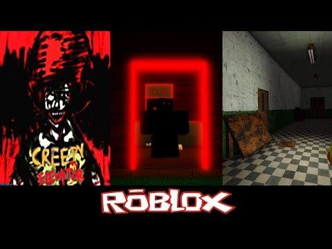 [Ronald , Mental Hospital] Creepy Elevator By LuaaaD [Roblox]