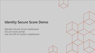 Staying secure with Azure AD and Microsoft Secure Score - THR3041