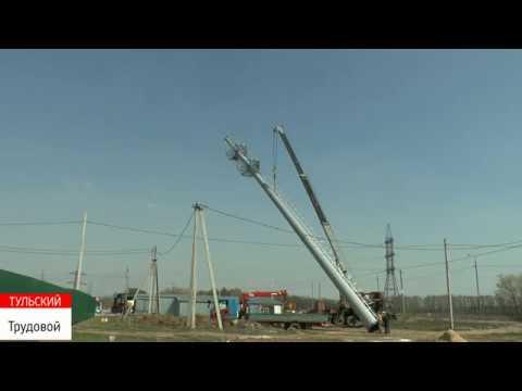АВТОКРАН 25 Т монтаж 30 метровой вышки