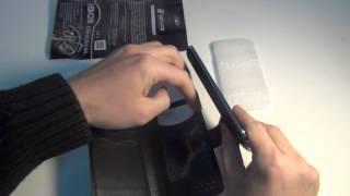 Чехол книжка универсальный для смартфонов 3 - 4,2 дюймов обзор