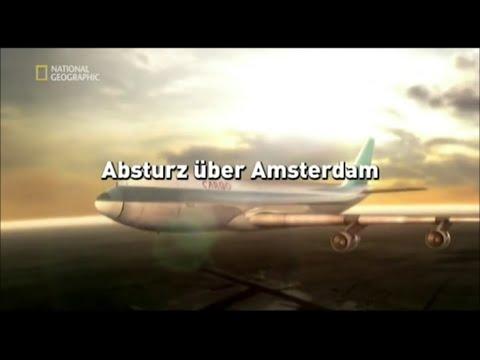 28 - Sekunden vor dem Unglück - Absturz in Amsterdam