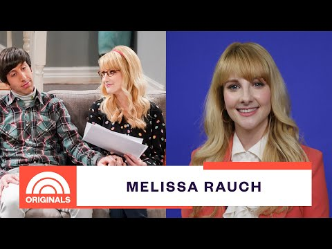 'The Big Bang Theory' Star Melissa Rauch Talks Best Moments On ...