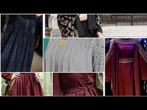 Turkey abaya design-latest stylish designers abaya design