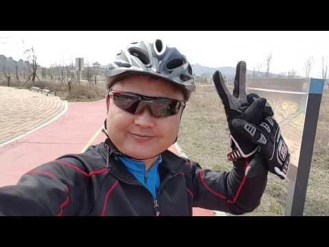 QRP a bicycle trip (yeoju city in KOREA)