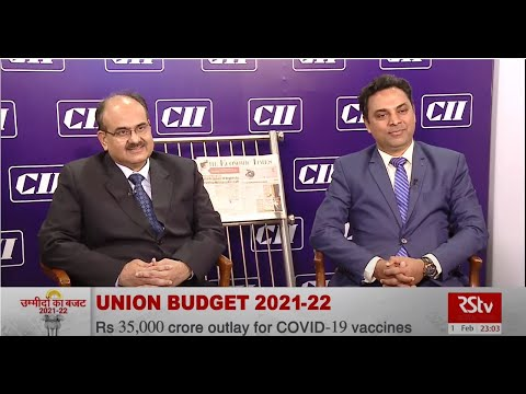 Interview with Ajay Bhushan, Finance Secretary and Dr. K Subramanian, Chief Economic Advisor