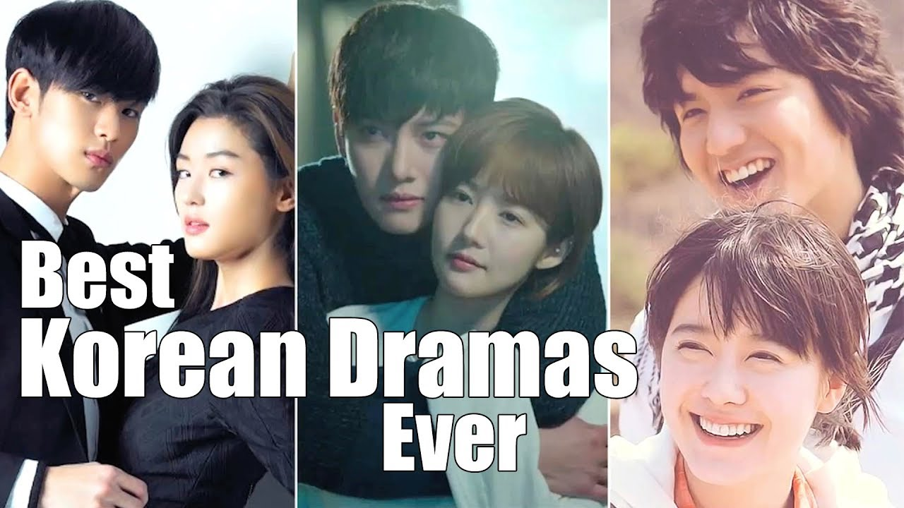 The best dramas korean