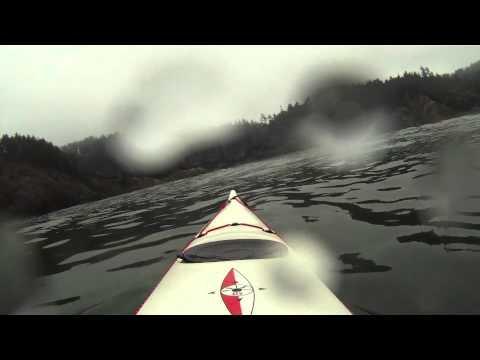 Kayaking Cannon Beach Oregon