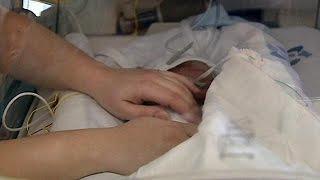 بالفيديو.. ولادة طفل بعد 4 أشهر من وفاة أمه ''دماغياً''!