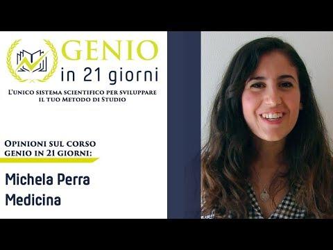 Opinione corso Genio in 21 Giorni di Michela Perra