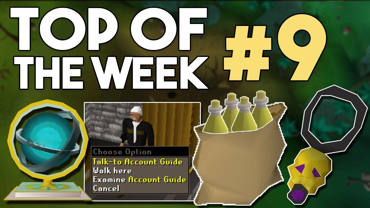 Revenant Drop Table Revealed, New Inferno Method and Portal Nexus! - #9 -  Top of the Week [OSRS]