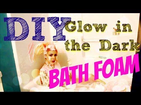 Download Pinterest Diy Pins: Do they work? Episode 3 Glow in the Dark Bath Foam