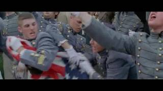 Taking Down The Flag - Gods and Generals
