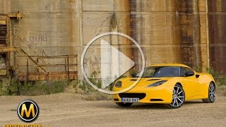 2014 Lotus Evora S review - Dubai UAE Car Review by Motopedia.ae