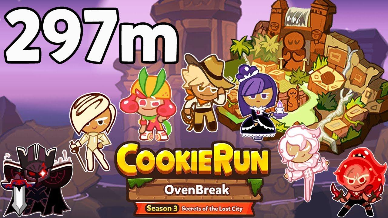 cookie run ovenbreak breakout order