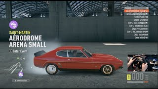 Forza Horizon 2 1973 Ford Capri V8 Swap Drift Build Online w/Wheel Cam