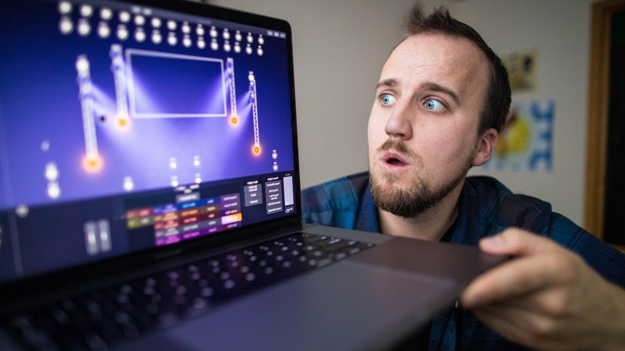 The Best Lighting Software for Churches – Lightkey Review