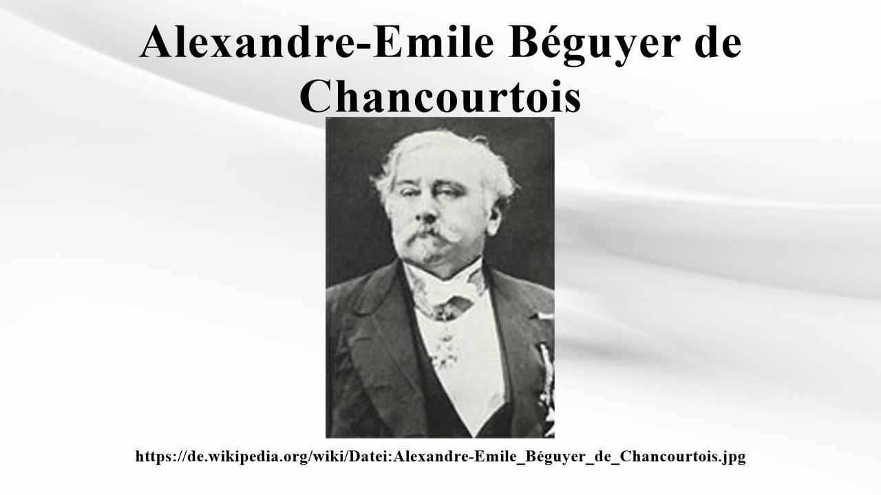 Alexandre emile bguyer de chancourtois youtube alexandre emile bguyer de chancourtois gamestrikefo Gallery