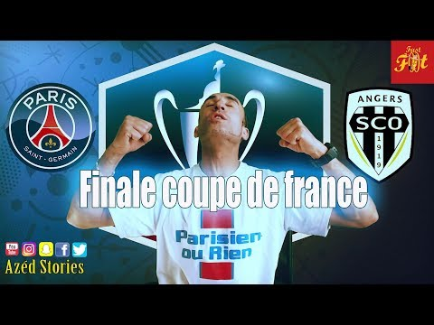 Fast-Foot Paris SG 1-0 Angers SCO (Finale coupe de france)