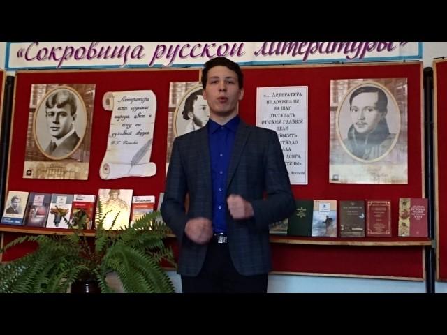 Изображение предпросмотра прочтения – АлексейКозлов читает произведение «Стихи о советском паспорте» В.В.Маяковского